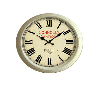 CONNOLLY STATION CLOCK