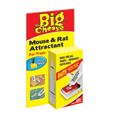 Big Cheese Mouse & Rat Attractant 26g