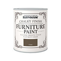 750ML Rustoleum Chalky Paint Cocoa
