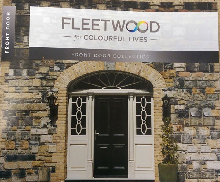 Fleetwood Front Door Brochure