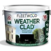 10ltr Fleetwood Weatherclad Black