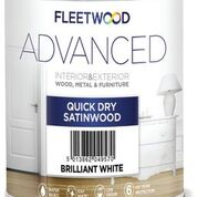 Fleetwood Advanced Satinwood