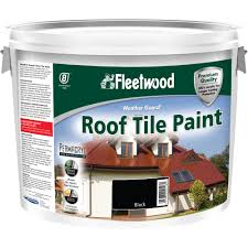 10 L Fleetwood Roof Paint