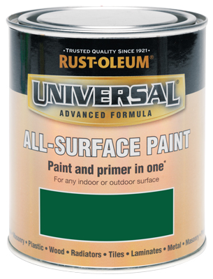 250ML Rustoleum Universal Emerald Green
